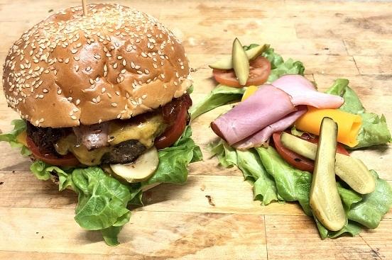 Meniu Classic Burger Vita
