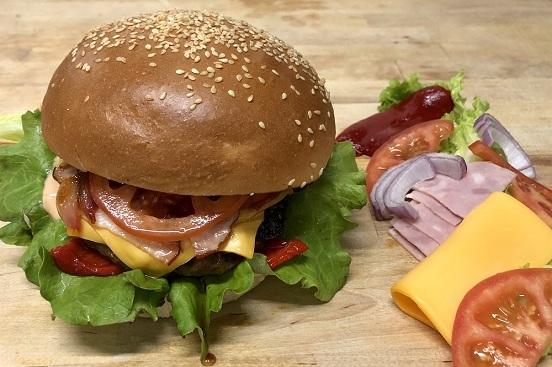 Gambinos Burger