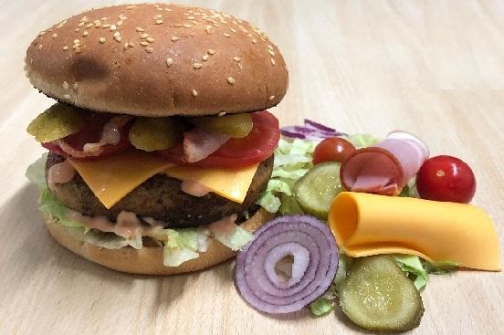 Meniu Classic Burger Pui