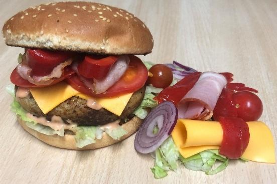 Meniu Gambinos Burger Pui