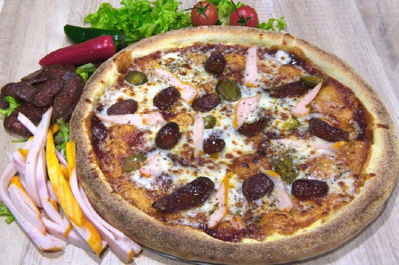 Pizza BBQ No.1