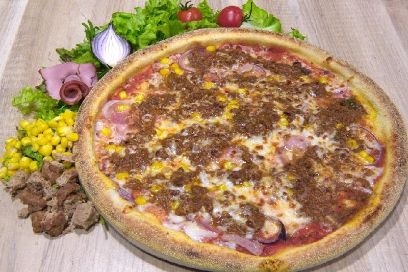 Pizza Taco Deluxe