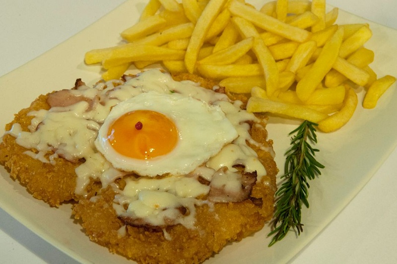 Schnitzel Gambinos