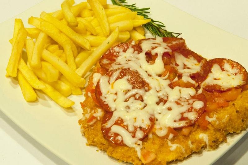 Schnitzel Spanish