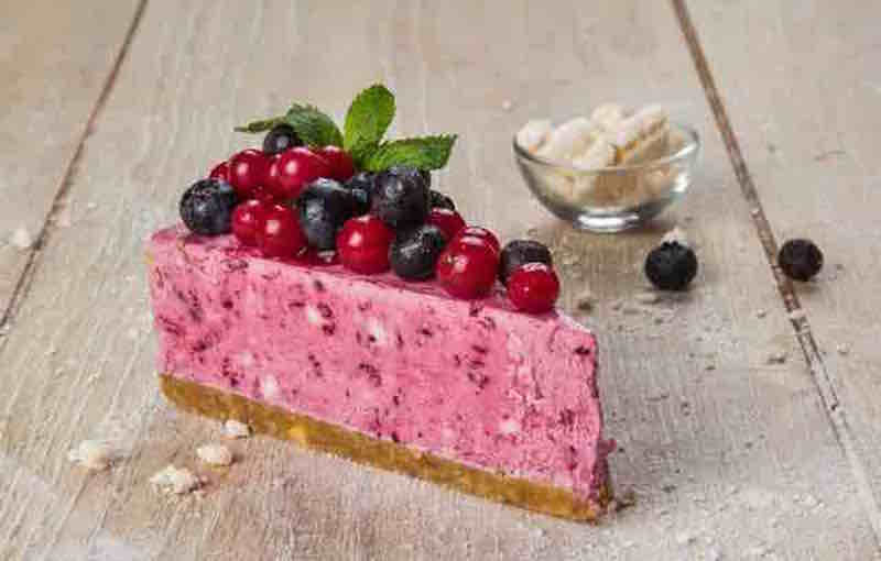 Wild Berries Mousse